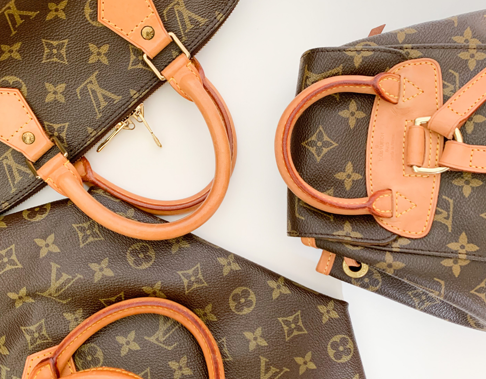 3 reasons why Louis Vuitton uses leather