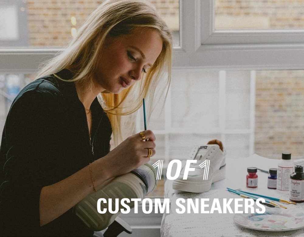 Duke + Dexter leather sneakers - built for the stroll